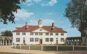 10590 West Front of Mount Vernon, Virginia 1956