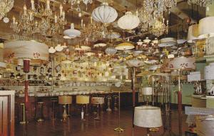 NORTH VANCOUVER , B.C. , Canada , 50-60s; Brettell Electric Ltd Store Interior