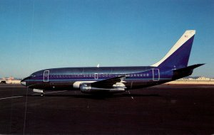 Air Mark Boeing B-737-293 At Phoenix Sky Harbor Airport