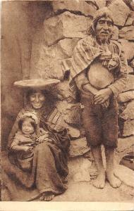 Perou Peru Cuzco, Indian Family