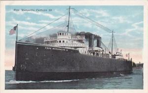 Pere Marquette Railway Company Car Ferry #19