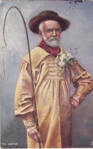 TUCK 753 ; The Carter , Country Life Series , 1907