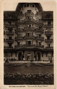 CPA Évian les Bains Terrasse du Royal Hotel (336637)