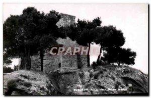 Postcard Modern Cucuron The old feudal dungeon