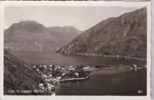 Switzerland Lago di Lugano Melide 1931 Photo