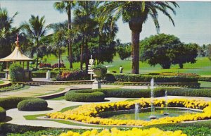 Formal Gardens Doral Country Club & Hotel Miami Florida