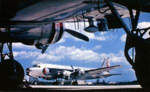 Eastern Airlines Douglas DC-4