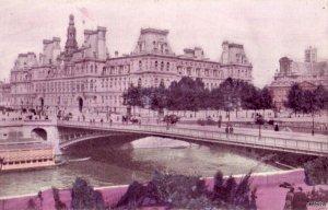 PARIS FRANCE HOTEL DeVILLE