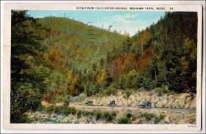 Cold River,  Mohawk Trail MA