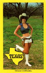 Woman -  Texas Cowgirl