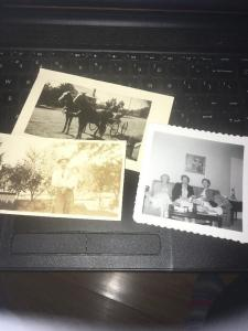 Vintage Lot of 25 Photos,Early 1900s-60s Asst Mostly People cars kids