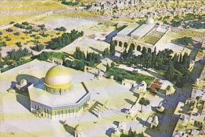 Israel Jerusalem Dome Of The Rock
