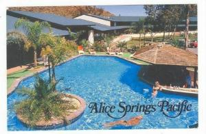 Alice Springs Pacific Resort, Stott Terrace, Alice Springs, Australia, 50-70s