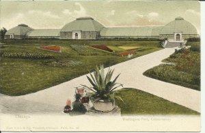Chicago, Illinois, Washington Park , Conservatory