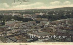 Manchester, New Hampshire Postcard      ;      Manchester, NH Post Card Manch...