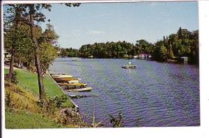Sturgeon River, Sturgeon Falls Ontario, Motor Boats