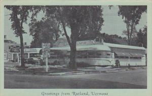 Vermont Rutland Lindholm's Diner