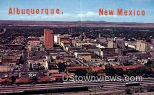 Albuquerque, NM Post Card     ;     Albuquerque, New Mexico Albuquerque NM Un...