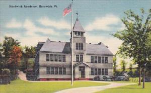 Vermont Hardwick Hardwick Academy