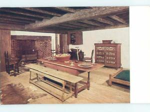 Unused Pre-1980 MUSEUM SCENE Winterthur - By Wilmington Delaware DE hs9706