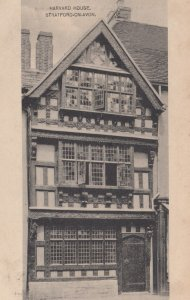 Stratford-upon-Avon, Warwickshire, England, 1914 ; Harvard House