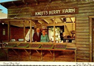 California Buena Vista Knott's Berry Farm The Original Berry Stand With ...