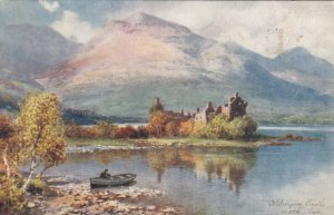 Kilchurn Castle , Loch Awe , Scotland , 00-10s ; TUCK 7682