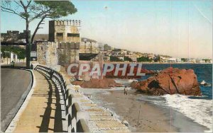 Postcard Modern Surroundings La Bocca Cannes