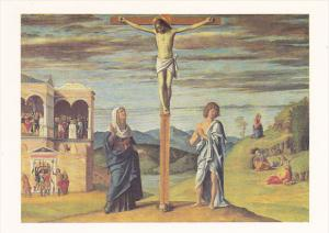 Christ on the Cross with the Virgin and Sj John Bassano Barber Institute of F...