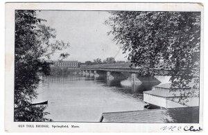 Springfield, Mass, Old Toll Bridge