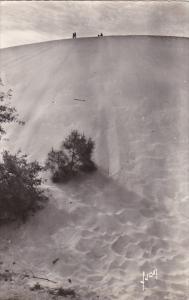 France Bassin d'Arcachon Les grandes dunes du Pyla 1960 Photo