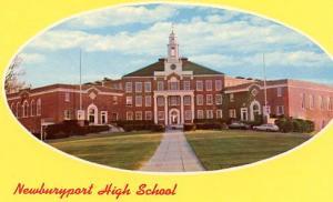MA - Newburyport, High School
