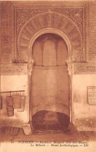 Tlemcen Algeria, Alger, Algerie Ancienne Mosquee Sidi Bel Hassen Tlemcen Anci...