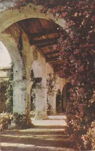 California Mission San Juan Capistrano 1945