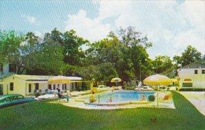 Sterchi Motor Court Pool Saint Augustine Florida