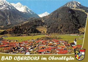 Bad Oberdorf im Oberallgaeu mit Rotspitze Gesamtansicht Panorama Mountains