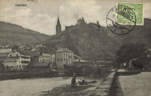 CPA Luxembourg, Vianden (30557)