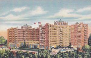 Washington D C The Shoreham Hotel Curteich