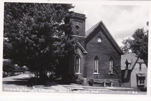 RP: NORTH VERNON , Indiana , 1950s ; Presbyterian Church