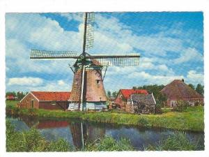 Windmill , 50-70s ; Moulin a Vent , Nertherlands #4