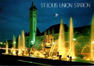 Missouri St Louis Union Station 1995