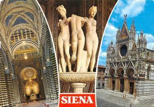 Italy Siena Church Chiesa Sculptures
