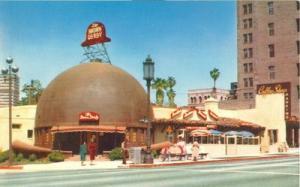Brown Derby Restaurant, Los Angeles, California, 1950s un...