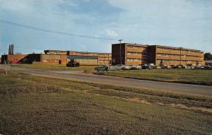 Aberdeen Proving Ground Maryland~New Troop Barracks~Army Post~1950s Cars~PC