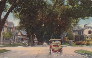 Third Street, Muscatine,  Iowa, PU-1915
