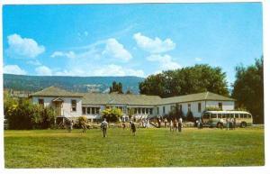 Bus , Christian Leadership Training School , Lake Okanagan , B.C. , Canada , ...