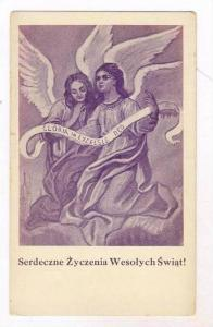 Angels, Christmas in Poland, 00-10s