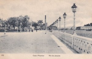 RIO DE JANEIRO, Brazil, PU-1907; Caes Pharoux
