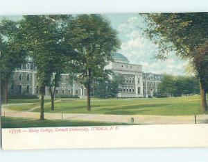 Divided-Back SIBLEY COLLEGE AT CORNELL UNIVERSITY Ithaca New York NY L8230