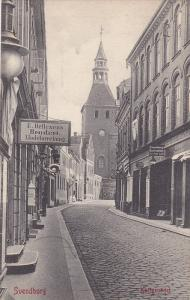Svendborg , Kattesundel , Denmark , 00-10s